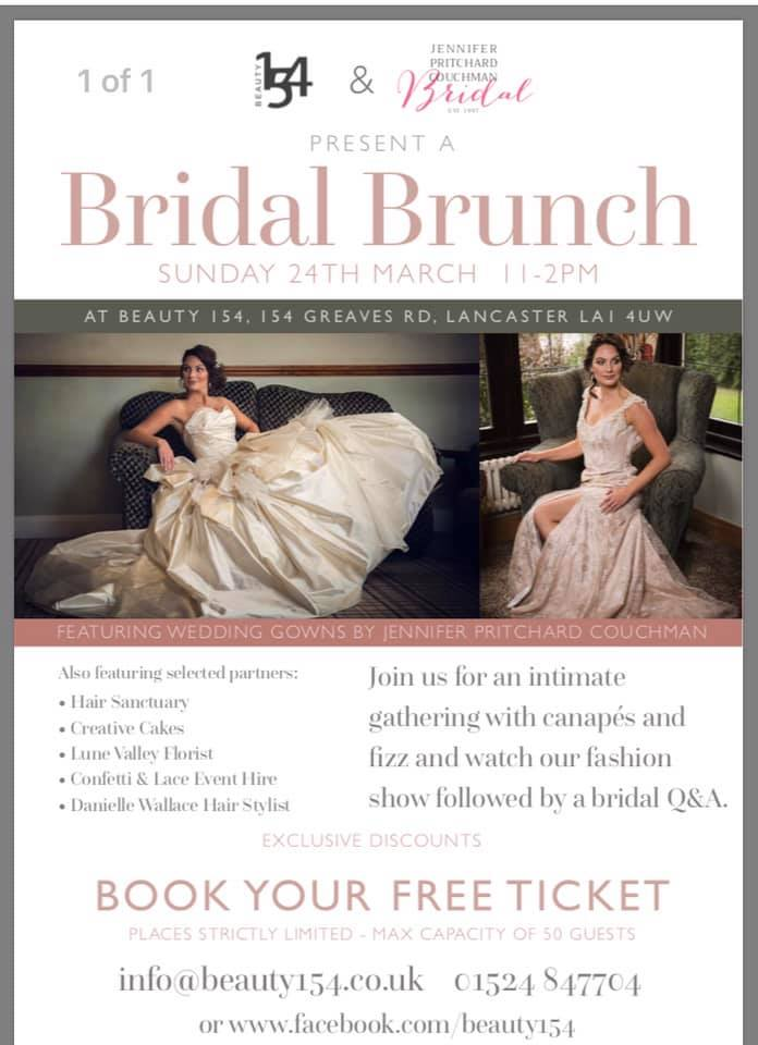 Bridal Brunch at Beauty 154