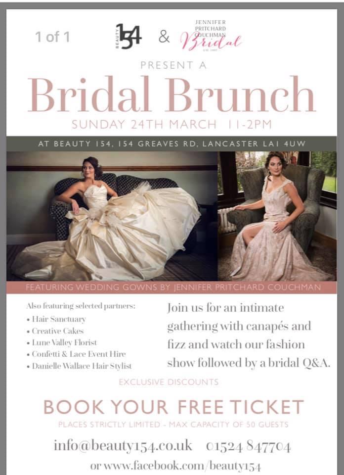 Bridal Brunch at Beauty 154