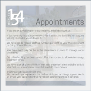 Appointments at Beauty 154