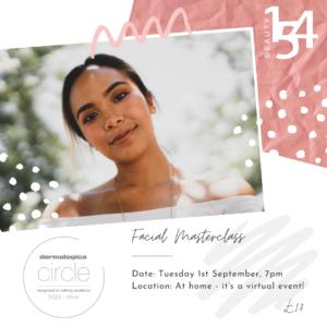 Facial Masterclass at Beauty 154