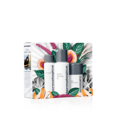 Cleanse and Glow To Go Gift Set by Dermalogica