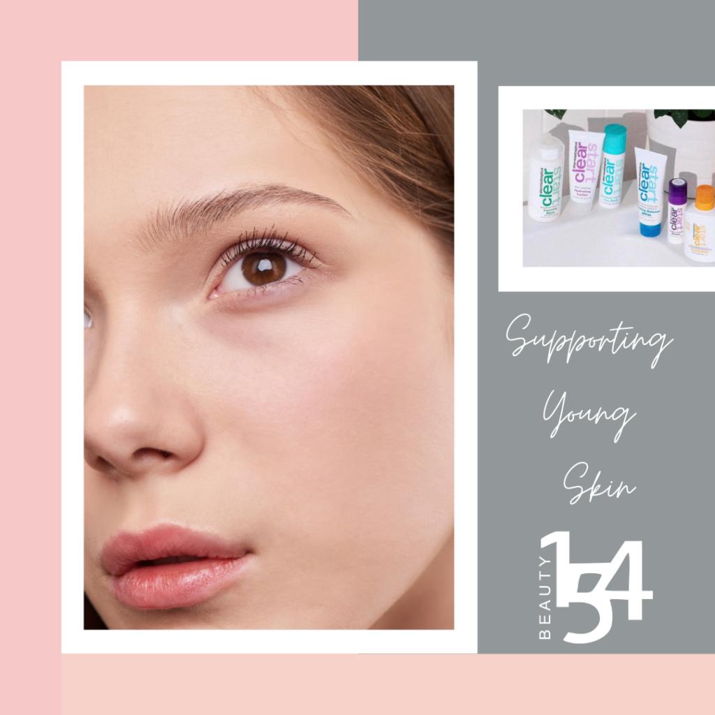Teen Skin at Beauty154